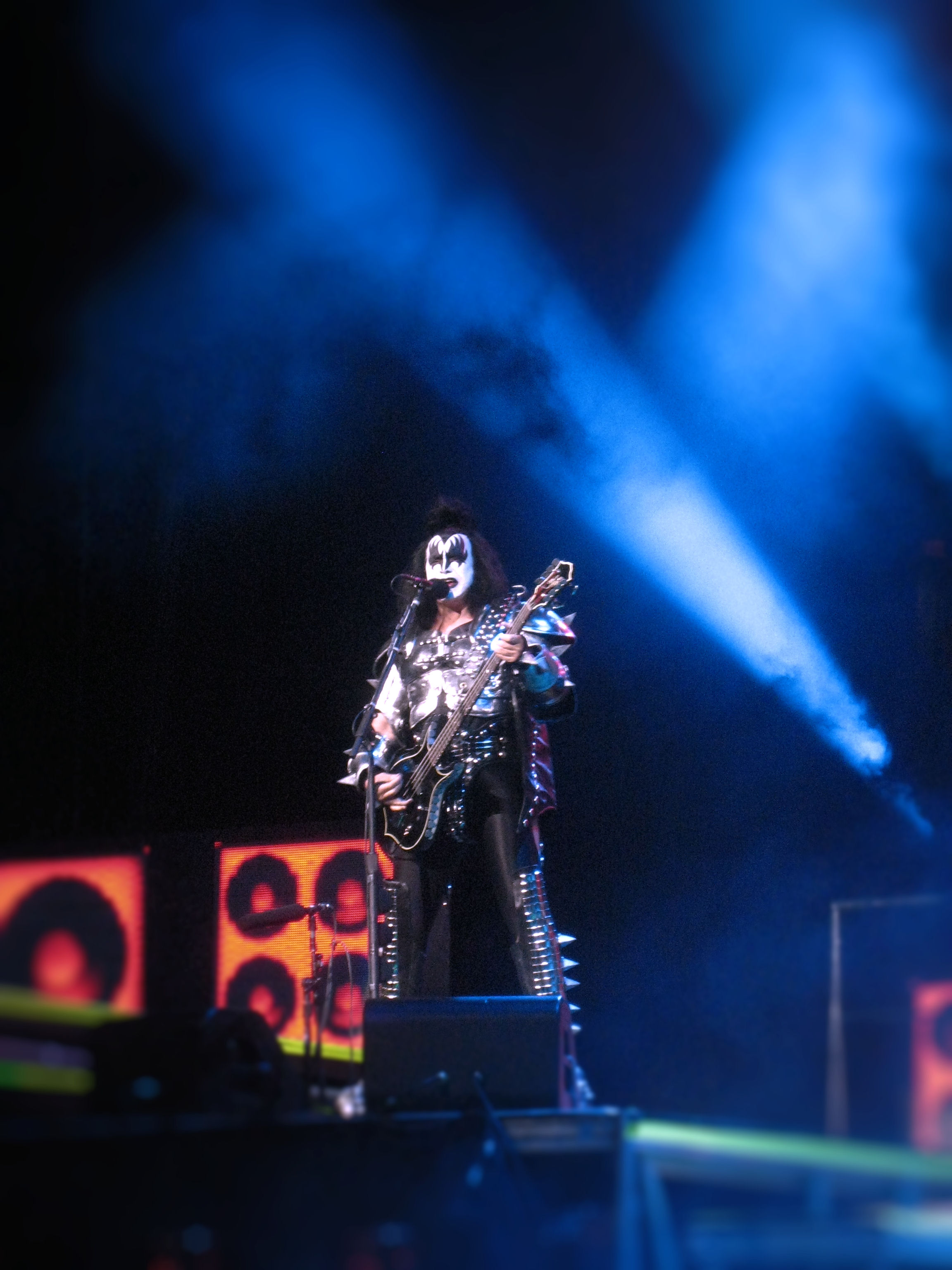 KISS - Bell Centre, Montreal, October 1st 2009