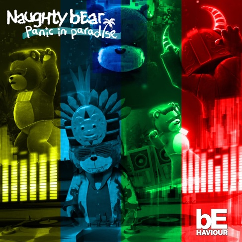 Naughty Bear: Panic in Paradise -   My adventure as a record producer