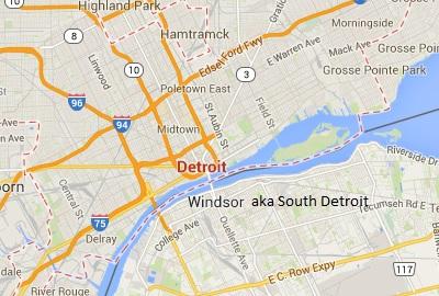 South Detroit