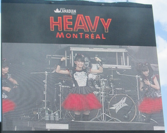 Heavy Montreal 2014 Day 1 11