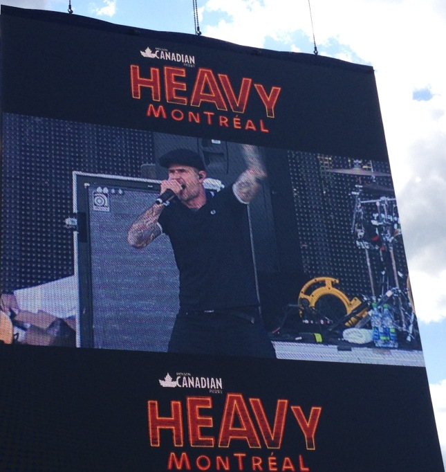 Heavy Montreal 2014 Day 1 25