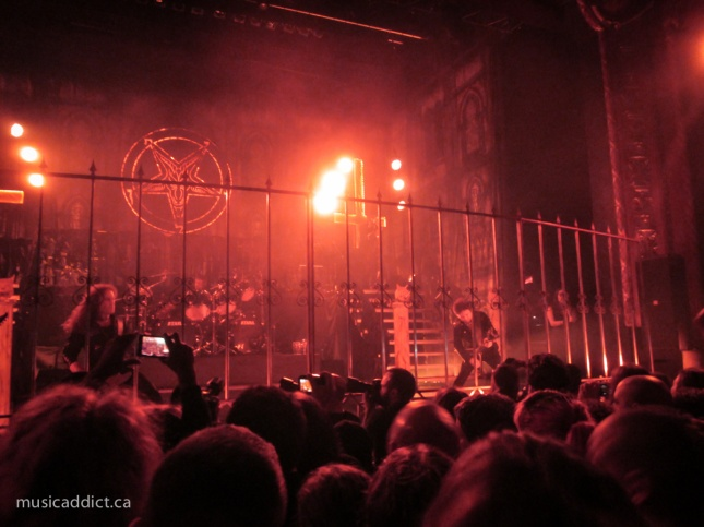 King Diamond - October 17, 2014 - 02
