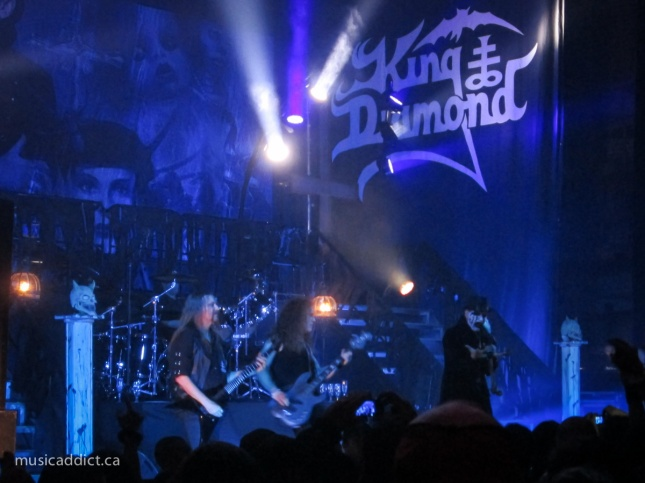 King Diamond - October 17, 2014 - 08